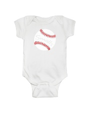 Baseball - Smalls Onesie thumbnail