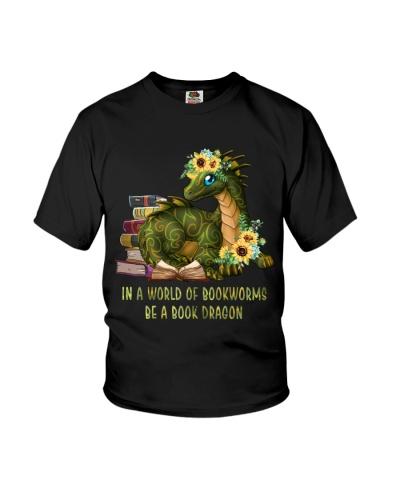Book Be A Book Dragon
