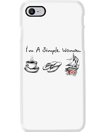 Sailing I'm A Simple Woman