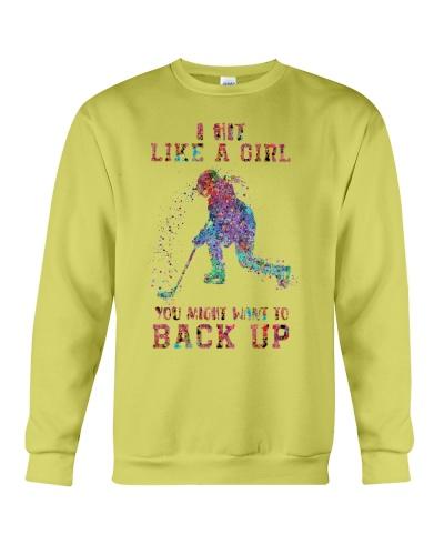 Hockey Back Up