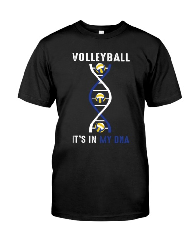 Volleyball - It's In My DNA