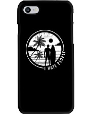 Surfing Men Hate People Phone Case thumbnail