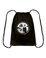 Surfing Men Hate People Drawstring Bag thumbnail