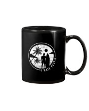 Surfing Men Hate People Mug thumbnail