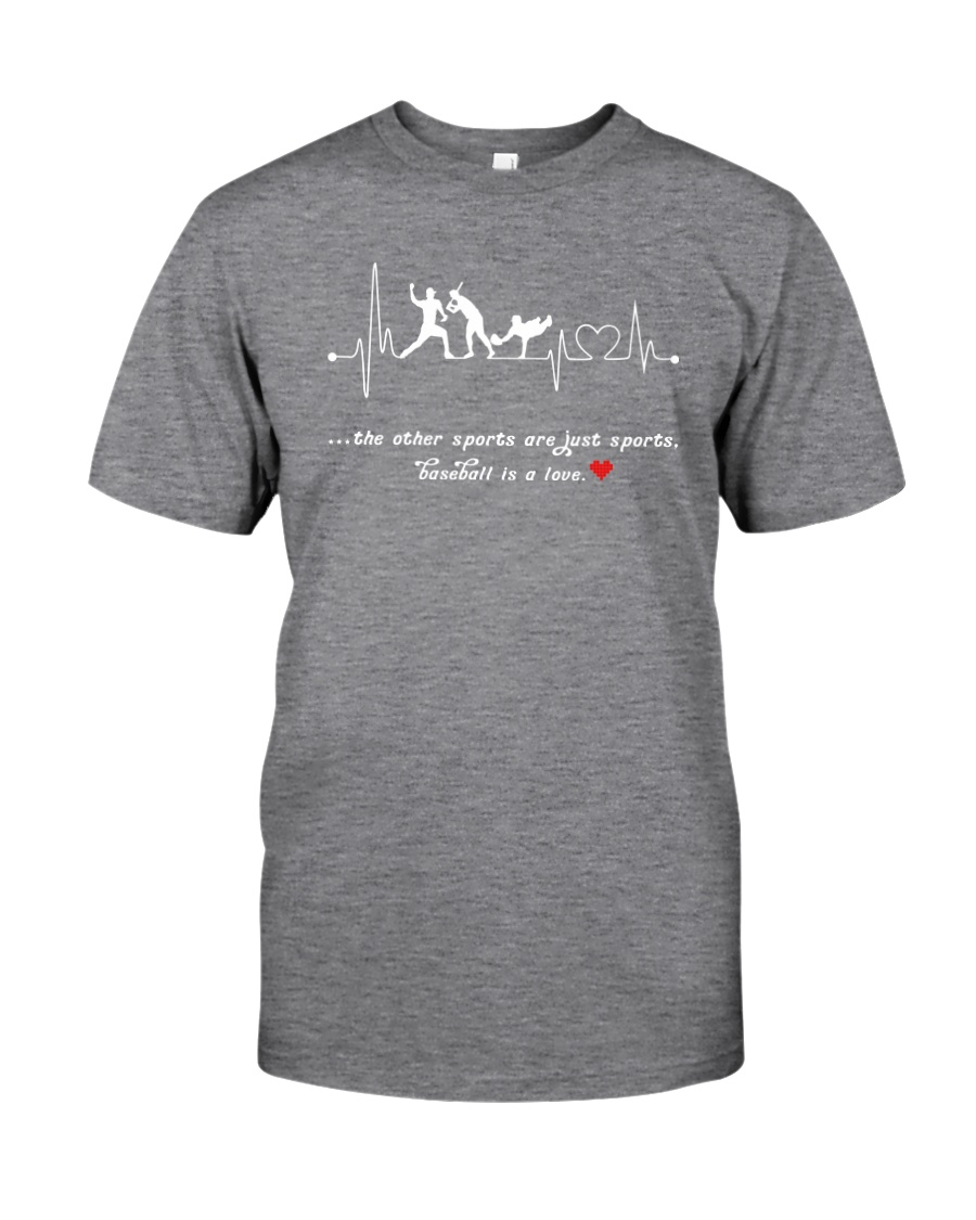 Baseball is a love Classic T-Shirt