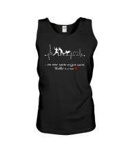 Baseball is a love Unisex Tank thumbnail