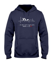 Baseball is a love Hooded Sweatshirt thumbnail