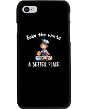 bake the world Phone Case thumbnail