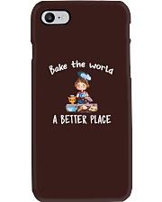 bake the world Phone Case i-phone-7-case