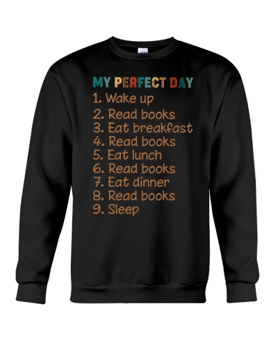 Books My Perfect Day