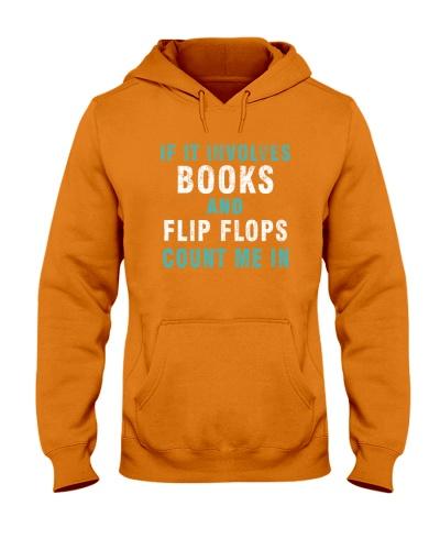 Books- Flip Flop
