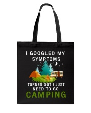 Need to go camping Tote Bag thumbnail