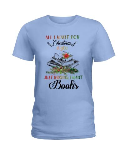 I Want Books