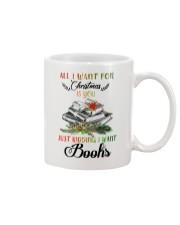 I Want Books Mug thumbnail