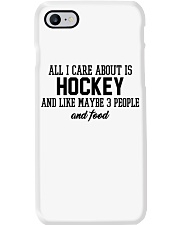 Hockey And Like Maybe 3 People Phone Case thumbnail