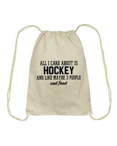 Hockey And Like Maybe 3 People