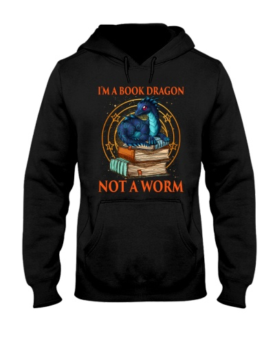 I'm A Books Dragon Not A Worm
