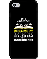 I'm a bookaholic Phone Case thumbnail