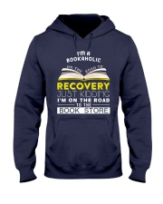 I'm a bookaholic Hooded Sweatshirt thumbnail