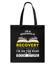 I'm a bookaholic Tote Bag tile