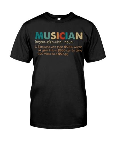Musician Noun