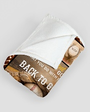 """Baseball Funny Your Talent Graphic Design Large Fleece Blanket - 60"""" x 80"""" aos-coral-fleece-blanket-60x80-lifestyle-front-07"""