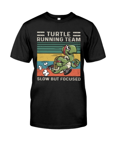 Running Team Turtle