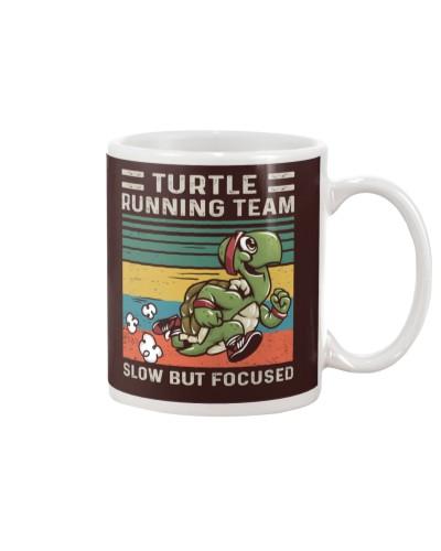 Running Team Turtle