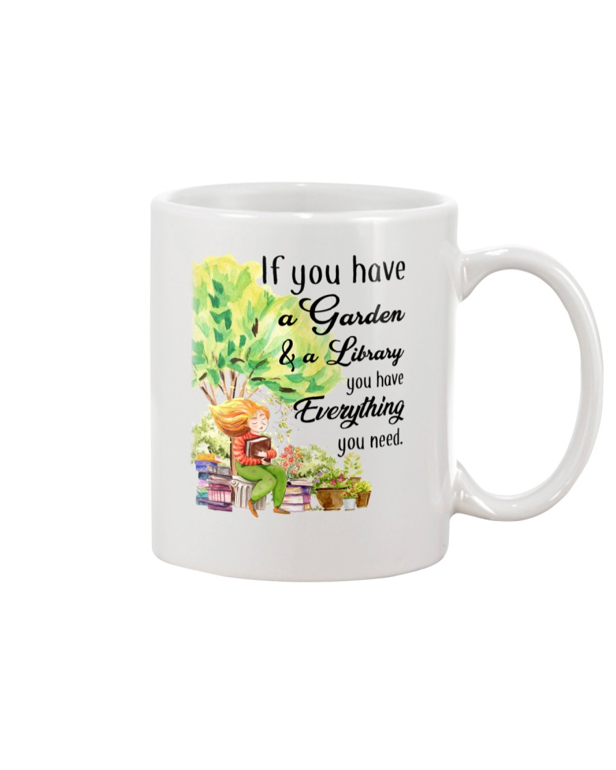 You Have Everything You Need Mug showcase