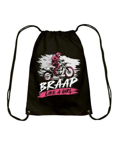 Motocross Braap Like A Girl