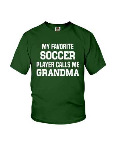 My Favorite Soccer Player Calls Me Grandma