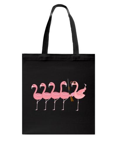 Hunting Flamingo