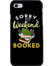 All My Weekend is Book Phone Case thumbnail