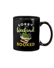 All My Weekend is Book Mug thumbnail