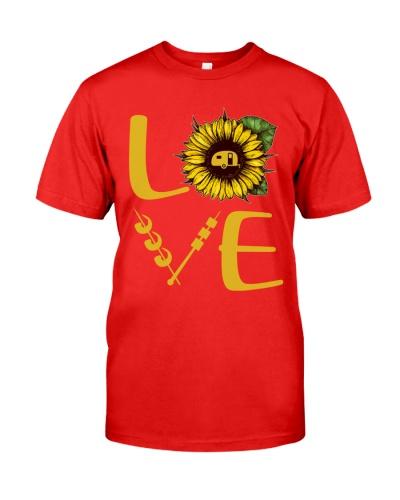 Camping Love Sunflower