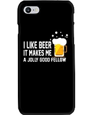 I Like Beer  Phone Case thumbnail