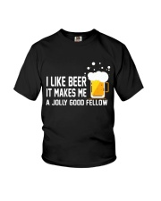 I Like Beer  Youth T-Shirt tile