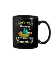 I just need to go camping  Mug thumbnail