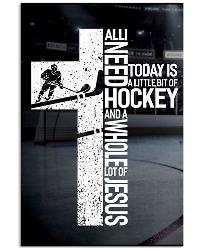 Today Is A Little Bit Of Hockey