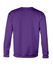 I AM A BASEBALL DAD Crewneck Sweatshirt back