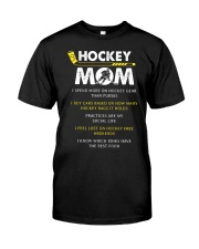Hockey Mom Spend Classic T-Shirt thumbnail