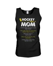 Hockey Mom Spend Unisex Tank thumbnail