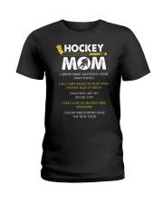 Hockey Mom Spend Ladies T-Shirt thumbnail