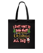 I just want to bake stuff Tote Bag tile