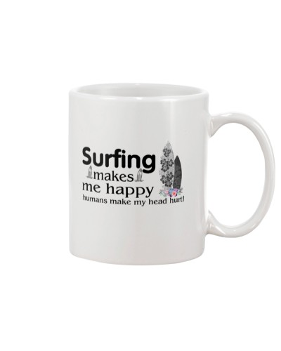 Surfing Make Me Happy