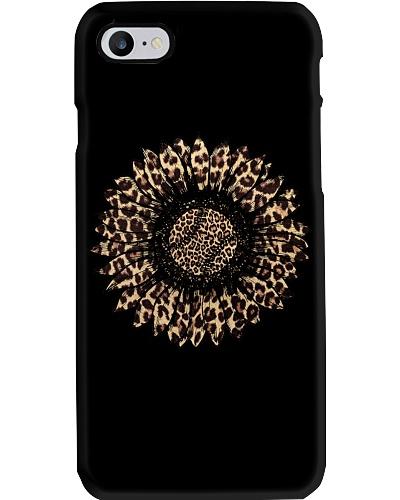Baseball Leopard Pattern Sunflower