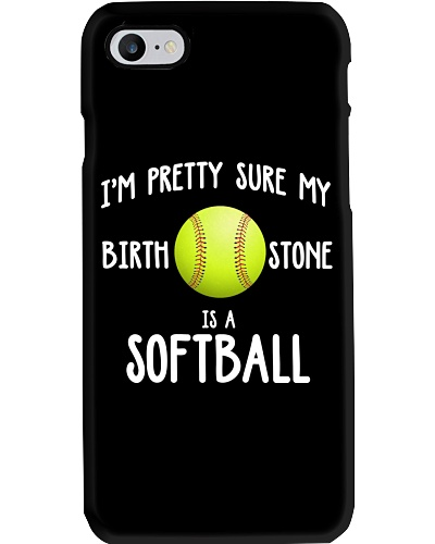 Softball I'm Pretty Sure