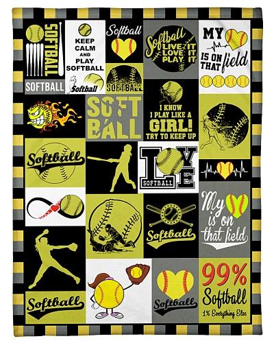 Softball Funny Keep Calm And Play Graphic Design