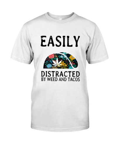 Weed - Easily Distracted