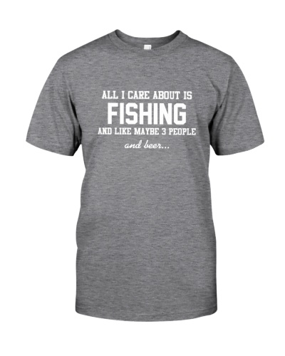 I Care About Fishing